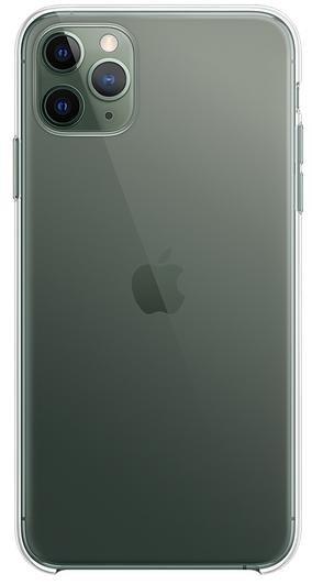 Чохол-накладка Apple для iPhone 11 Pro Max - Clear Case
