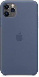 Чохол-накладка Apple для iPhone 11 Pro Max - Silicone Case Alaskan Blue