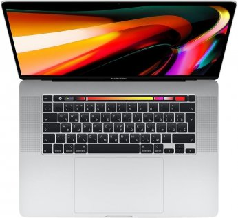 Ноутбук Apple A2141 MacBook Pro TB MVVL2 Silver
