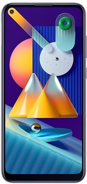 Смартфон Samsung Galaxy M11 M115 3/32GB SM-M115FZLNSEK Violet