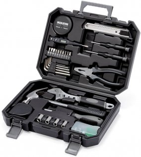 Набір інструментів Xiaomi JIUXUN Tools Toolbox 60 предметів