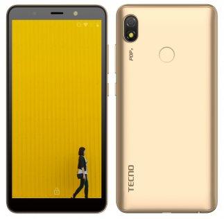 Смартфон TECNO POP 3 BB2 1/16GB Champagne Gold (4895180751271)