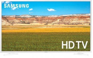 Телевізор LED Samsung UE32T4510AUXUA (Smart TV, Wi-Fi, 1366x768) White