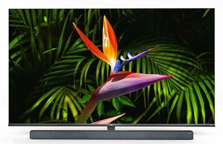 Телевизор LED TCL X10 (Smart TV, Wi-Fi, 3840x2160)