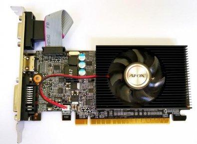Відеокарта AFOX GT710 LP (AF710-1024D3L8-V2)
