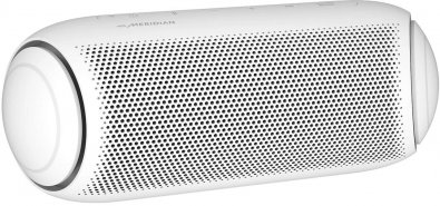 Портативна акустика LG XBoom Go PL5 White (PL5W.DCISLLK)