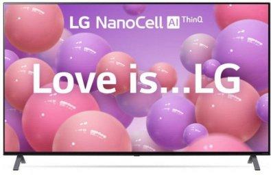 Телевізор LED LG 55NANO956NA