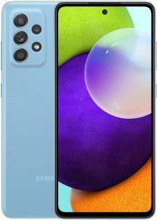 Смартфон Samsung Galaxy A52 4/128GB Awesome Blue (SM-A525FZBDSEK)