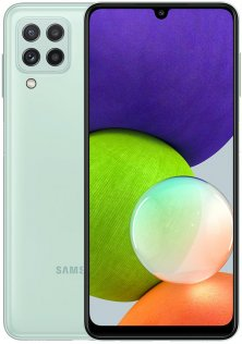 Смартфон Samsung Galaxy A22 4/128GB SM-A225FLGGSEK Mint