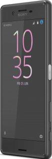 Смартфон Sony Xperia X F5122 чорний екран права сторона