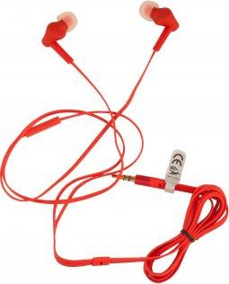 Гарнітура JoyRoom JR-E106 червона