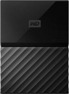 Зовнішній жорсткий диск Western Digital My Passport 2 ТБ чорний