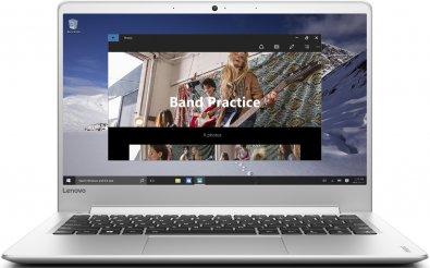 Ноутбук Lenovo IdeaPad 710S-13IKB (80VQ0087RA) сріблястий