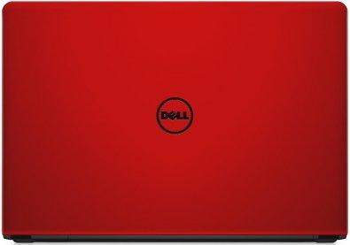 Ноутбук Dell Inspiron 3567 (I35H345DIL-6R) червоний