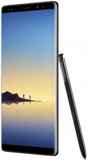 Смартфон Samsung Galaxy Note 8 64GB Black (SM-N950FZKDSEK)