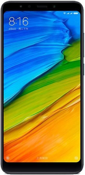 Смартфон Xiaomi Redmi 5 3/32GB Black