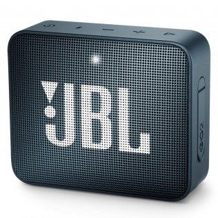 Портативна акустика JBL GO 2 Slate Navy (JBLGO2NAVY)