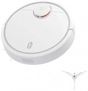 Робот пилосос XIAOMI Mi Robot Vacuum White (SDJQR02RR)