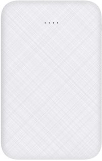 Батарея універсальна Parkman Power Bank X5 5000mAh White (X5 White)