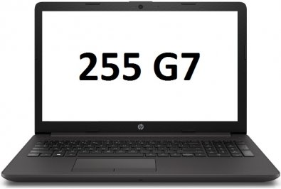 Ноутбук Hewlett-Packard 255 G7 6BP88ES Black