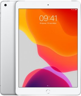 Планшет Apple iPad 10.2 2019 Wi-Fi 4G 32GB Silver