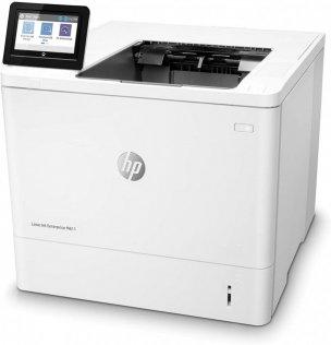 Лазерний чорно-білий принтер HP LaserJet Enterprise M611dn A4