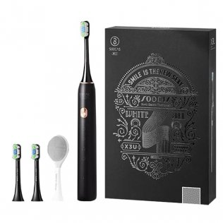 Електрична зубна щітка Soocas Sonic Electric Toothbrush X3U Black