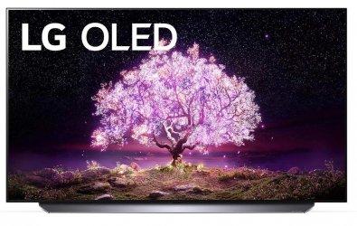 Телевізор OLED LG OLED55C14LB (Smart TV, Wi-Fi, 3840x2160)