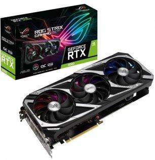 Відеокарта ASUS RTX 3060 ROG Strix OC Edition Gaming (ROG-STRIX-RTX3060-O12G-GAMING)