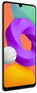 Смартфон Samsung Galaxy M22 M225 4/128GB White (SM-M225FZWGSEK)