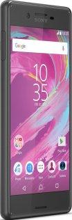 Смартфон Sony Xperia X F5122 чорний екран ліва сторона