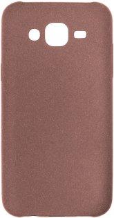Чохол Just-Must для Samsung J500 - Sand series коричневий