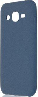 Чохол Just-Must для Samsung J200 - Sand series темно-синій