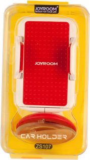 Кріплення для мобільного телефону JoyRoom JR-ZS107 присоска біле