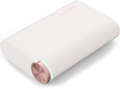 Батарея універсальна Solove Air Power Bank Quick Charge 2.0 10000 mA біла