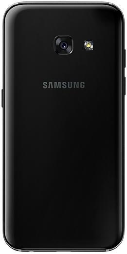 Смартфон Samsung Galaxy A3 A320F чорний