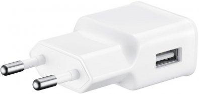 Зарядний пристрій Samsung EP-TA12EWEUGRU 2A White