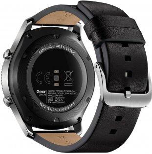Смарт годинник Samsung SM-R770 Gear S3 Classic Silver (SM-R770NZSASEK)