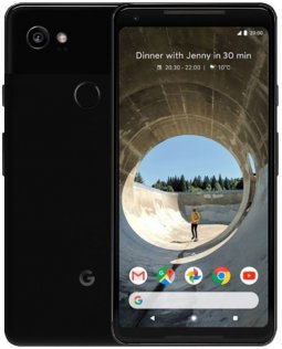 Смартфон Google Pixel 2 XL 4/128GB Just Black