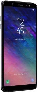 Смартфон Samsung Galaxy A6 Plus 2018 3/32GB SM-A605FZKNSEK Black