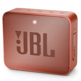 Портативна акустика JBL GO 2 Sunkissed Cinnamon (JBLGO2CINNAMON)