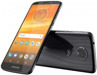 Смартфон Lenovo Motorola Moto E5 Plus 3/32GB PABA0014UA Flash Gray