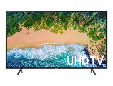 Телевізор LED Samsung UE58NU7100UXUA (Smart TV, Wi-Fi, 3840x2160)