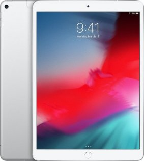 Планшет Apple iPad Air 2019 A2123 LTE 64GB Silver (MV0E2)