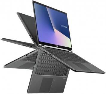 Ноутбук ASUS ZenBook Flip UX562FD-EZ059T Grey