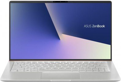 Ноутбук ASUS ZenBook 13 UX333FN-A3109T Silver