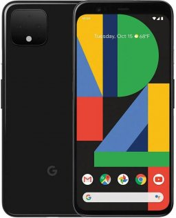 Смартфон Google Pixel 4 6/64GB Just Black