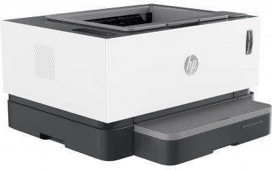 Лазерний чорно-білий принтер HP Neverstop LJ 1000w A4 з Wi-Fi