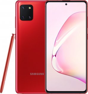 Смартфон Samsung Galaxy Note 10 Lite SM-N770 6/128GB SM-N770FZRDSEK Red