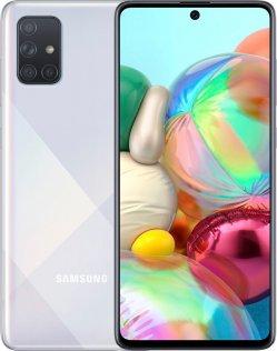 Смартфон Samsung Galaxy A71 A715 6/128GB SM-A715FZSUSEK Silver